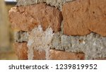 exterior of unfinished...   Shutterstock . vector #1239819952
