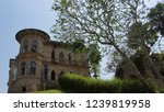 exterior of unfinished...   Shutterstock . vector #1239819958