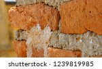 exterior of unfinished...   Shutterstock . vector #1239819985