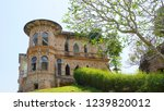 exterior of unfinished...   Shutterstock . vector #1239820012