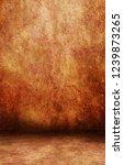 brown concrete interior grunge... | Shutterstock . vector #1239873265