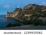 morning view of royal bay  novy ... | Shutterstock . vector #1239925582
