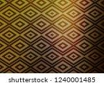 light green  yellow vector... | Shutterstock .eps vector #1240001485