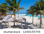 mexico  cancun   february 15 ...   Shutterstock . vector #1240155745