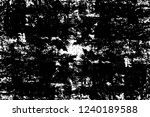 grunge overlay layer. abstract... | Shutterstock .eps vector #1240189588