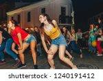 july 21  2018   minsk belarus... | Shutterstock . vector #1240191412