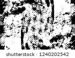 grunge overlay layer. abstract... | Shutterstock .eps vector #1240202542