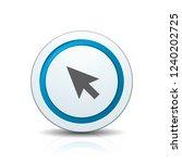 mouse button illustration | Shutterstock .eps vector #1240202725