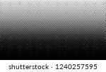 halftone vector background.... | Shutterstock .eps vector #1240257595