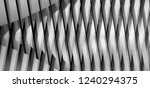 lath structure of ceiling or... | Shutterstock . vector #1240294375