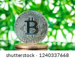 bitcoin digital currency   bit... | Shutterstock . vector #1240337668