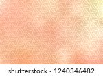 light orange vector background... | Shutterstock .eps vector #1240346482