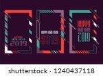 vector vertical background...   Shutterstock .eps vector #1240437118