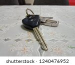 remember to forget the car keys. | Shutterstock . vector #1240476952