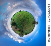 Little Planet Spherical Panorama 360 - Fine Art prints