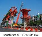 bangkok  thailand novenber 05 ...   Shutterstock . vector #1240634152
