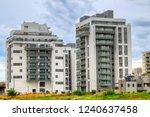 new residential area in israel. ...   Shutterstock . vector #1240637458