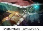 growing statistic financial... | Shutterstock . vector #1240697272