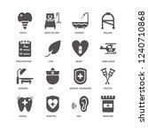 medicine  ambulance  heart ... | Shutterstock .eps vector #1240710868