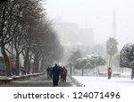 Istanbul   January 08  Tourist...