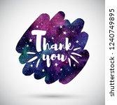 international thank you day... | Shutterstock .eps vector #1240749895