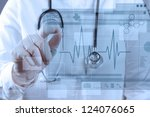Medicine Doctor Working With...