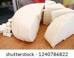 Brine White Cheese. Yellow...