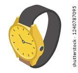design of watch  wristwatch... | Shutterstock .eps vector #1240787095