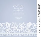 Vintage  Elegant Background ...
