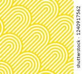vector yellow geometric pattern....   Shutterstock .eps vector #1240917562