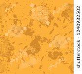 vector seamless sport pattern... | Shutterstock .eps vector #1240932502