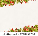 christmas or new year...   Shutterstock . vector #1240954288