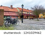 old architecture in the swedish ... | Shutterstock . vector #1241029462
