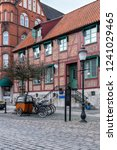 old architecture in the swedish ... | Shutterstock . vector #1241029465