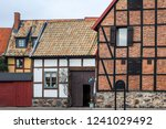 old architecture in the swedish ... | Shutterstock . vector #1241029492