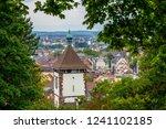 germany  ancient swabian city...   Shutterstock . vector #1241102185