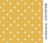 vector minimalist geometric... | Shutterstock .eps vector #1241187568