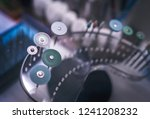 work tool  laboratory and... | Shutterstock . vector #1241208232