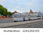 aveiro  portugal   september... | Shutterstock . vector #1241242192