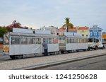 aveiro  portugal   september... | Shutterstock . vector #1241250628