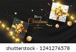 vector photorealistic top view...   Shutterstock .eps vector #1241276578
