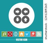 very useful vector icon of four ...
