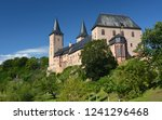 castle rochlitz  saxony  germany | Shutterstock . vector #1241296468
