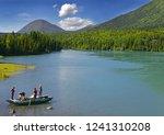 kenai  alaska   july 31  2018 ... | Shutterstock . vector #1241310208