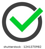 accept tick vector icon symbol. ...