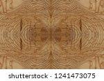 oak burl veneer board abstract... | Shutterstock . vector #1241473075