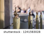 closeup detail of the rope...   Shutterstock . vector #1241583028