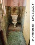 Abandoned Dirty Bathroom