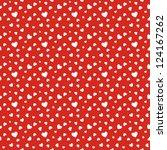 Seamless Stylish Red Pattern...
