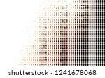 light orange vector template... | Shutterstock .eps vector #1241678068